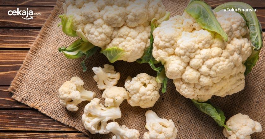 10 Manfaat Kembang Kol yang Efektif Bikin Tubuh Makin Sehat!