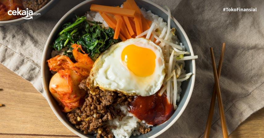 5 Resep Makanan Korea yang Mudah Dibuat, Paling Sering Muncul di Drakor