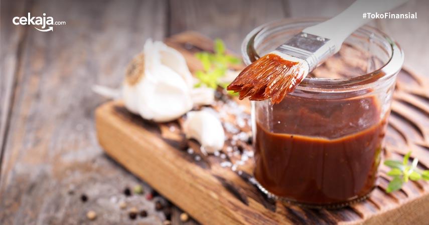 6 Resep Saus Barbeque Rumahan yang Tak Kalah Lezat dari Resto Ternama