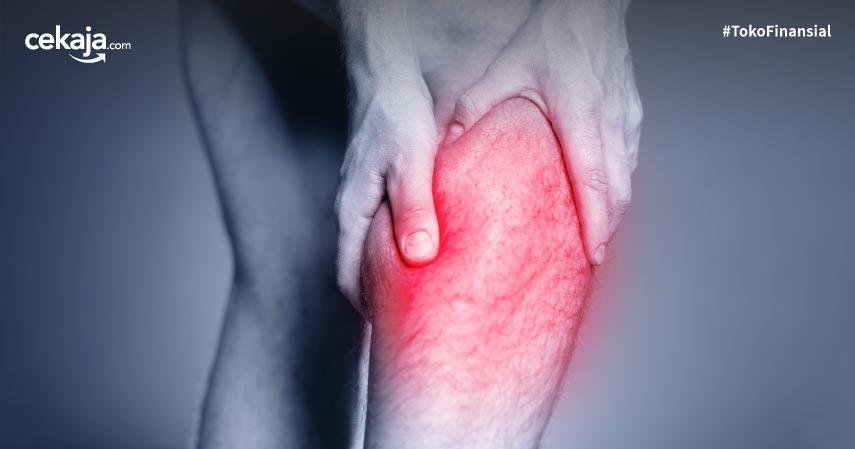 Penyebab Kram Otot dan Pemicu Risikonya