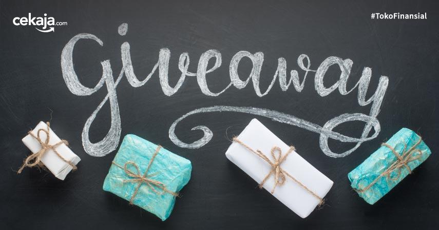 Cara Buat Giveaway Bisnis Online