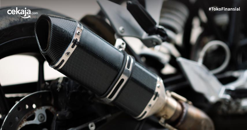 5 Merk Knalpot Racing Motor Terbaik Saat Ini