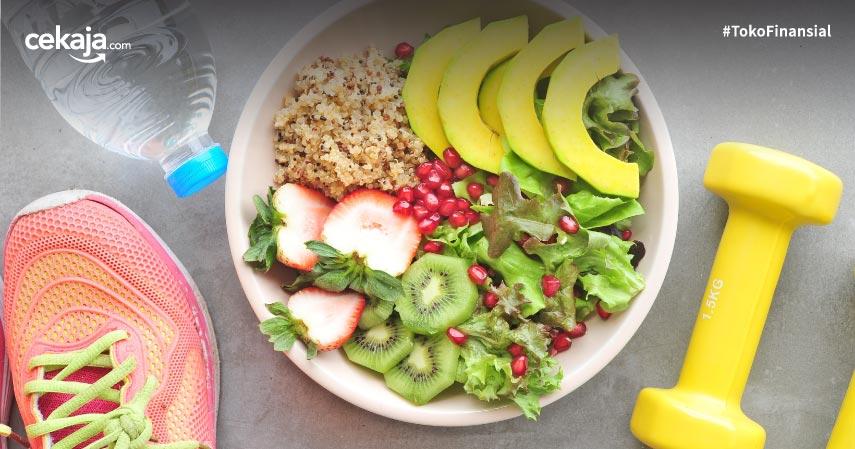 9 Makanan yang Aman Dikonsumsi sebelum Olahraga, Sudah Tahu?