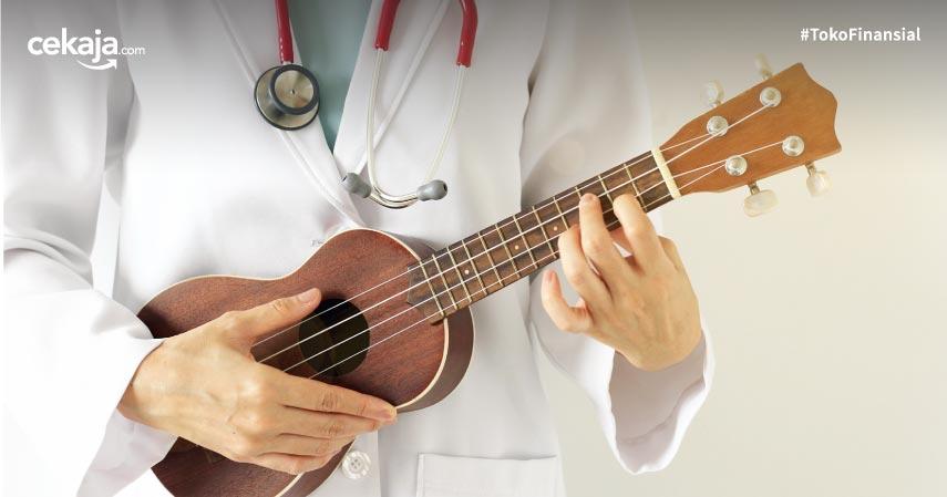 Manfaat Musik Bagi Kesehatan