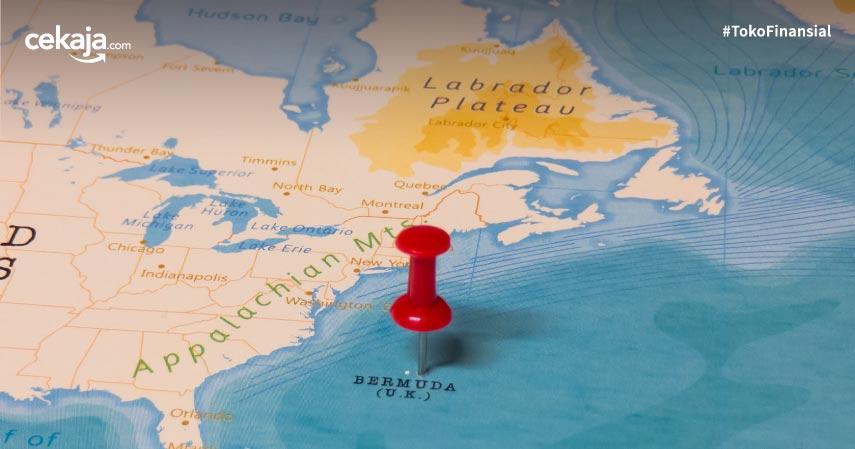 Fakta dan Misteri Segitiga Bermuda yang Belum Terpecahkan, Apa Saja?