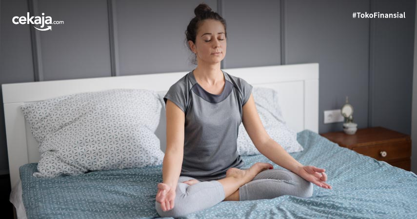 8 Gerakan Olahraga Sebelum Tidur Ini Wajib Dicoba