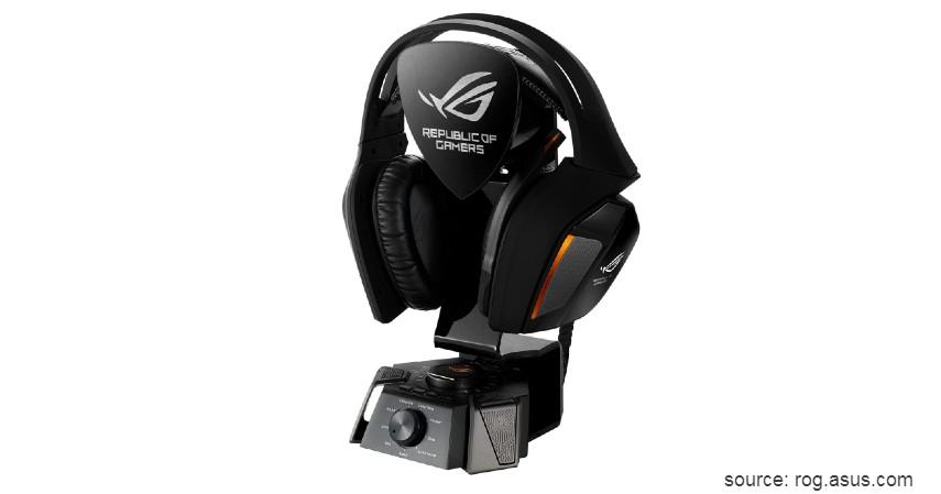 Asus ROG Centurion - Headset Gaming Terbaik dengan Spesifikasi dan Harga