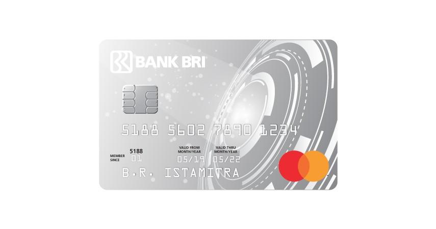 BRI Easy Card - 5 Kartu Kredit untuk Gaji Rp3 Juta