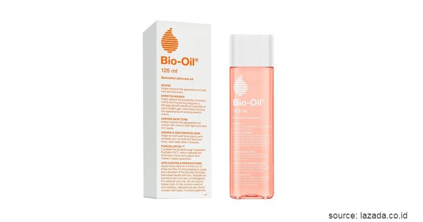Bio Oil - 10 Cara Menghilangkan Bekas Cacar