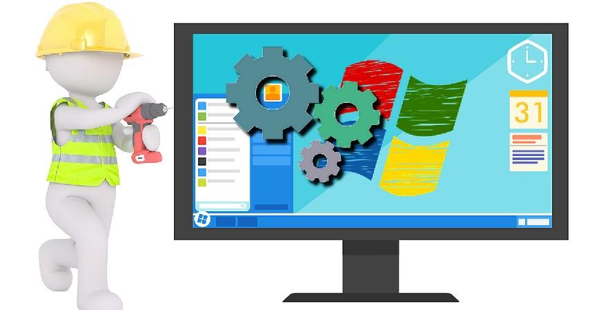 Boot ke safe mode - Cara Mengatasi Blue Screen Pada Laptop Terbaik