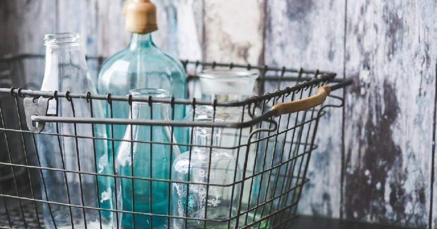 Botol Bekas Minuman - Peluang Bisnis Barang Antik