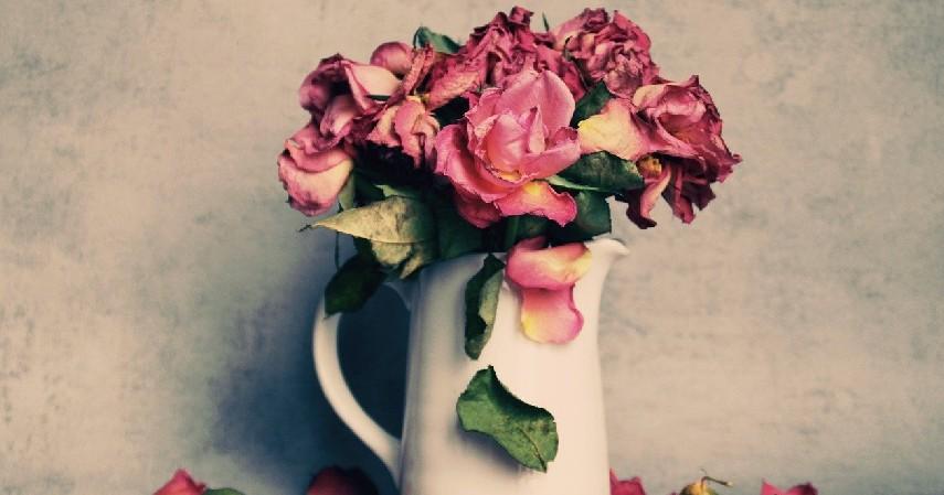Buket Bunga Kering Vas - 5 Peluang Bisnis Buket Bunga Kering