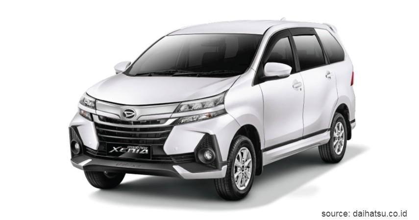 Daihatsu Xenia - Merk Mobil Bekas MPV Terbaik Pilihan Keluarga Indonesia