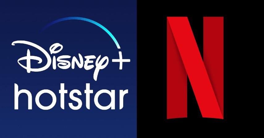 Disney Plus Hotstar atau Netflix