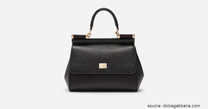 Dolce Gabbana - 6 Tas Branded Pilihan Terbaik Kaum Wanita