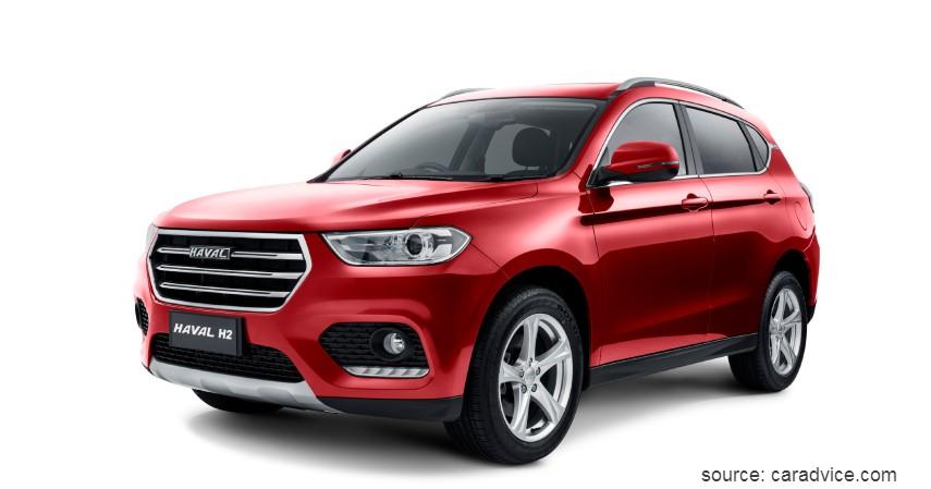 Haval H2 - Daftar Mobil SUV Murah Asal China Rp200 Jutaan