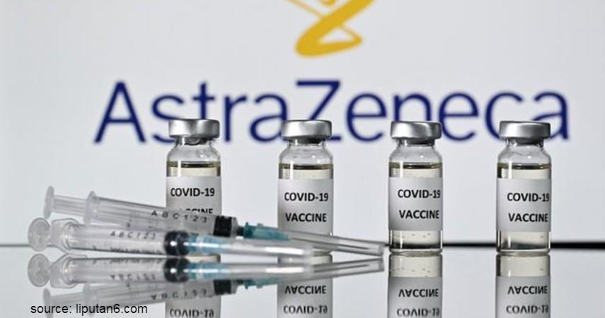 Jenis Vaksin Covid19 - Vaksin AstraZenecca