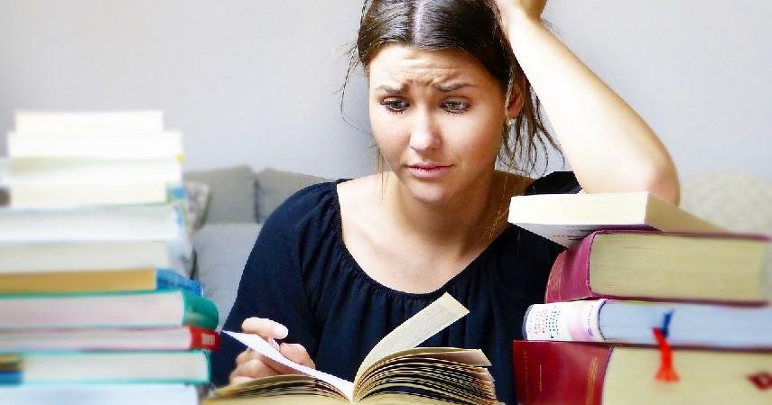 Konsentrasi menurun - Tanda Anak Kurang Gizi dan Penanganannya