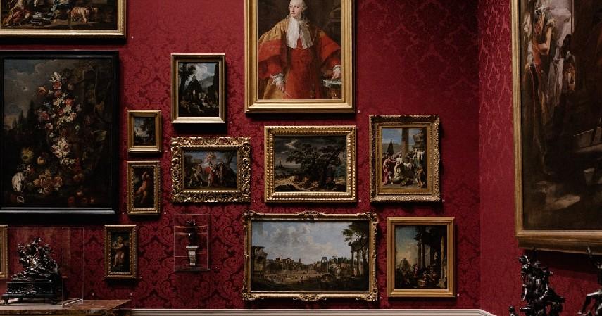 Lukisan - Peluang Bisnis Barang Antik