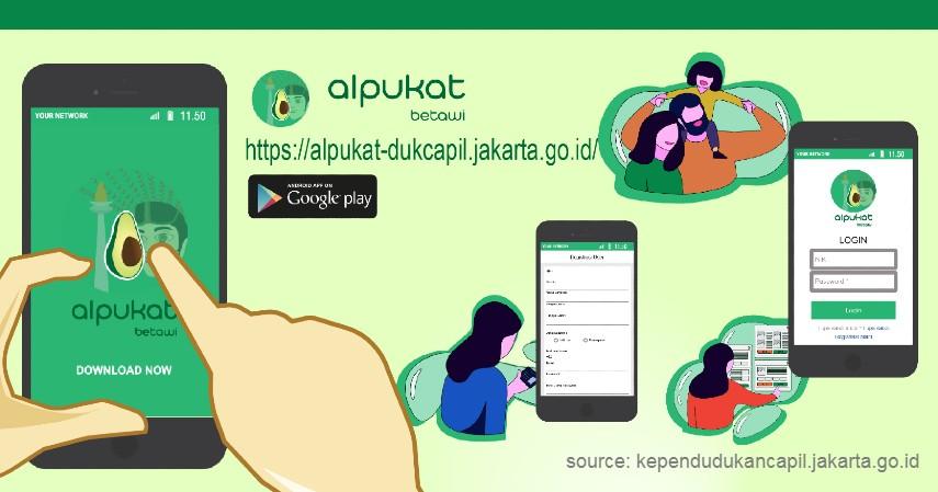 Melalui Website - Cara Merubah Data KK Secara Online