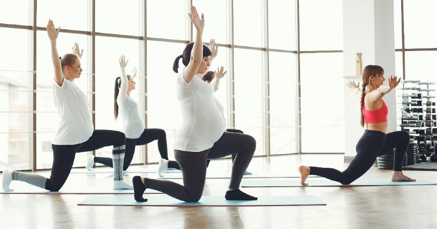 Menambah energi dalam tubuh - 8 Manfaat Senam Hamil yang Baik untuk Kesehatan Ibu dan Janin