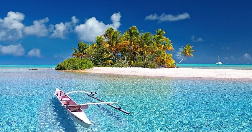 Mengenal Pesona Pulau Laki - Mengenal Pesona Pulau Laki