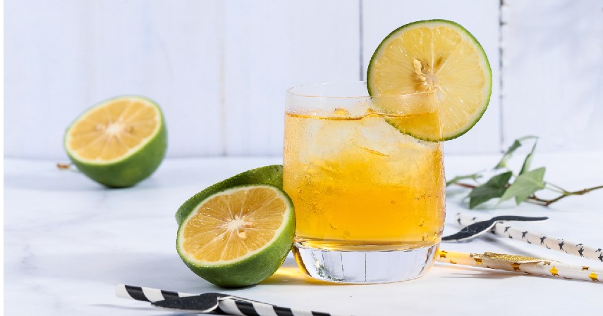 Mengonsumsi jeruk nipis dan kecap atau madu - Cara Mengatasi Batuk Berdahak