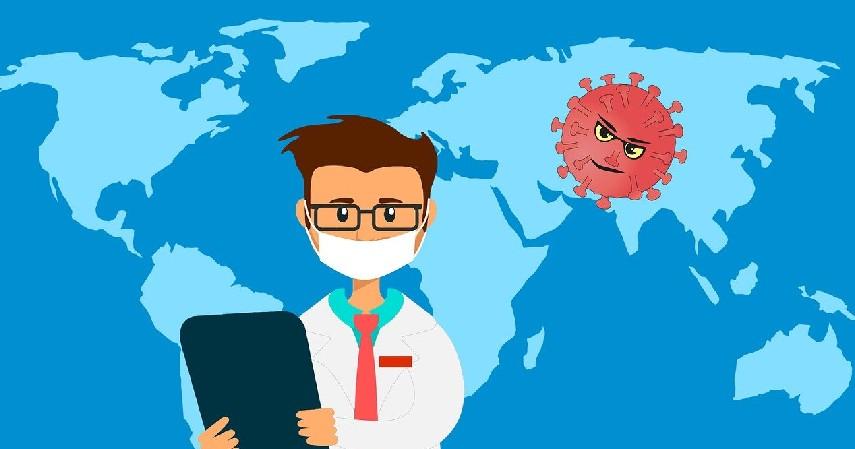 Menyebar ke Negara Lain - 5 Fakta Mutasi Virus Corona Terbaru dari Inggris dan Afsel