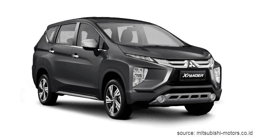 Mitsubishi Xpander - Merk Mobil Bekas MPV Terbaik Pilihan Keluarga Indonesia
