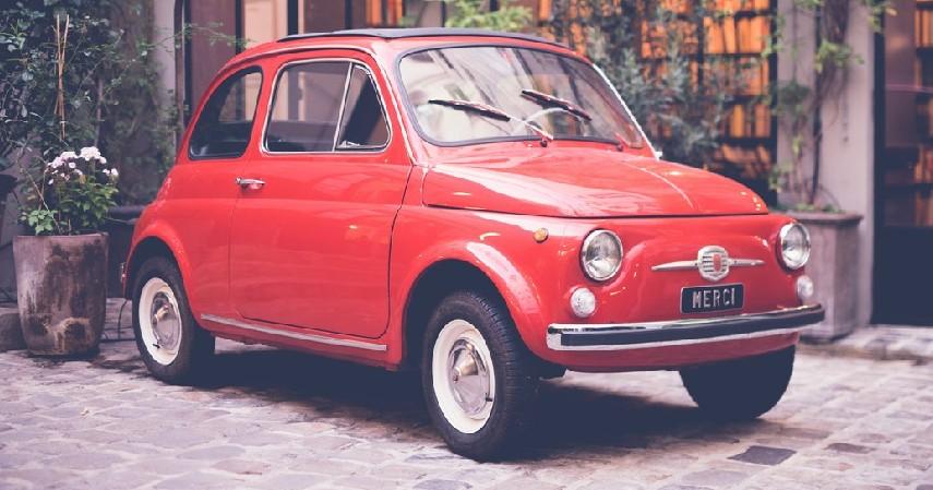 Mobil Antik - Peluang Bisnis Barang Antik