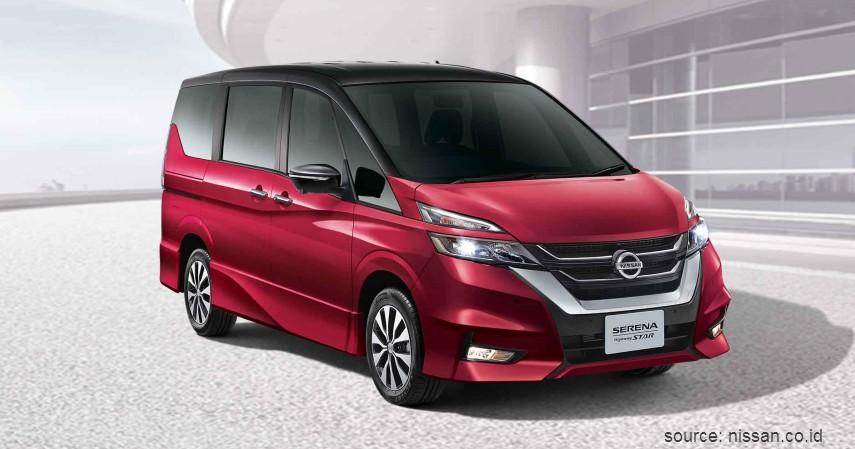 Nissan Serena - Merk Mobil Bekas MPV Terbaik Pilihan Keluarga Indonesia