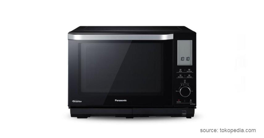 Panasonic NN-DS596B - Merk Oven Listrik Terbaik Low Watt