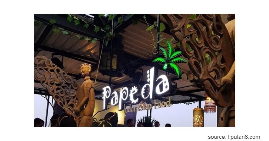 Papeda Restaurant - Deretan Bisnis Kuliner Milik Artis
