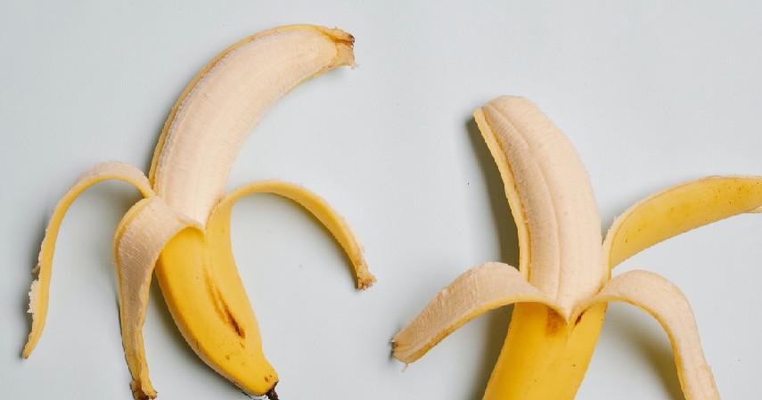 Pisang - 9 Makanan yang Aman Dikonsumsi sebelum Olahraga