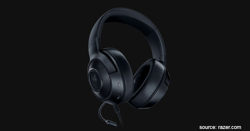 Razer Kraken X - Headset Gaming Terbaik dengan Spesifikasi dan Harga