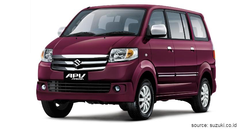 Suzuki APV - Merk Mobil Bekas MPV Terbaik Pilihan Keluarga Indonesia