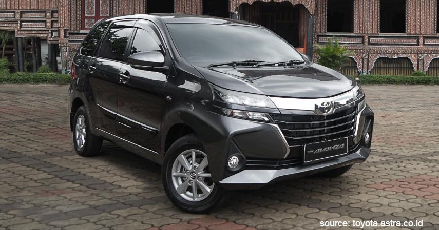 Toyota Avanza - Merk Mobil Bekas MPV Terbaik Pilihan Keluarga Indonesia