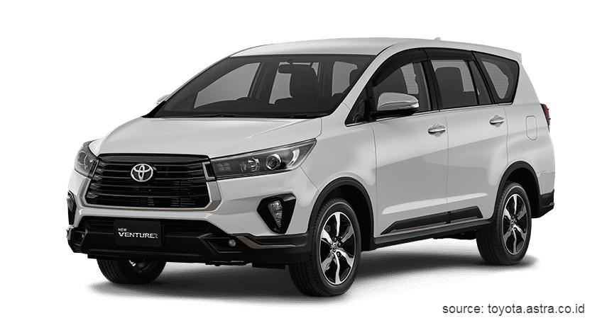 Toyota Kijang Innova Reborn - Merk Mobil Bekas MPV Terbaik Pilihan Keluarga Indonesia