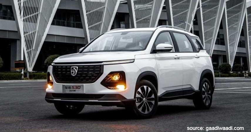 Wuling SUV Baojun 530 - Daftar Mobil SUV Murah Asal China Rp200 Jutaan