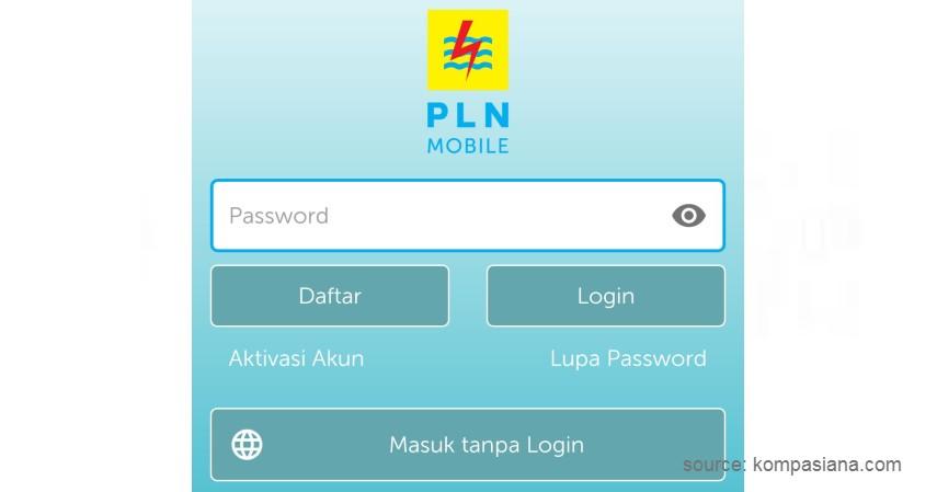 aplikasi PLN Mobile - Cara Klaim Subsidi Listrik Gratis 2021