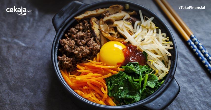 Makanan Korea yang Populer di Indonesia, dari Kimchi hingga Tteokbokki