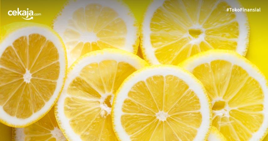 Bahaya Lemon untuk Wajah, Jangan Sembarangan!