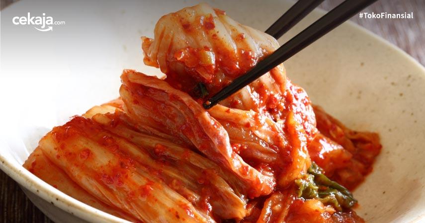 Manfaat Makan Kimchi untuk Kesehatan yang Jarang Diketahui!