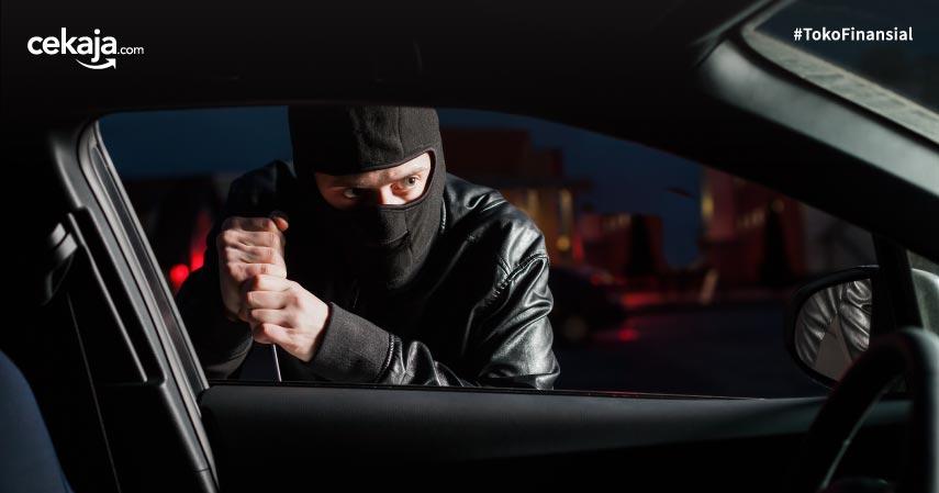 Cara Klaim Asuransi Mobil yang Dicuri, Lakukan Ini Segera!
