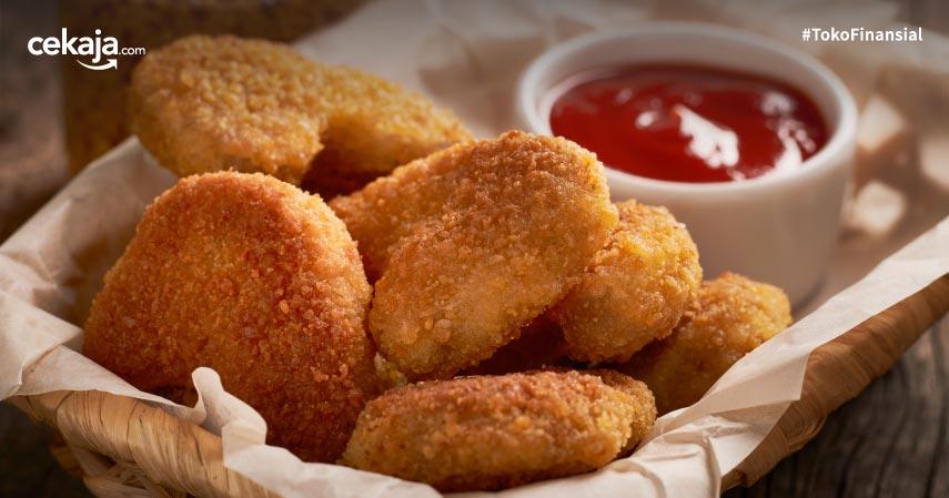 10 Rekomendasi Chicken Nugget Terbaik beserta Nilai Gizinya
