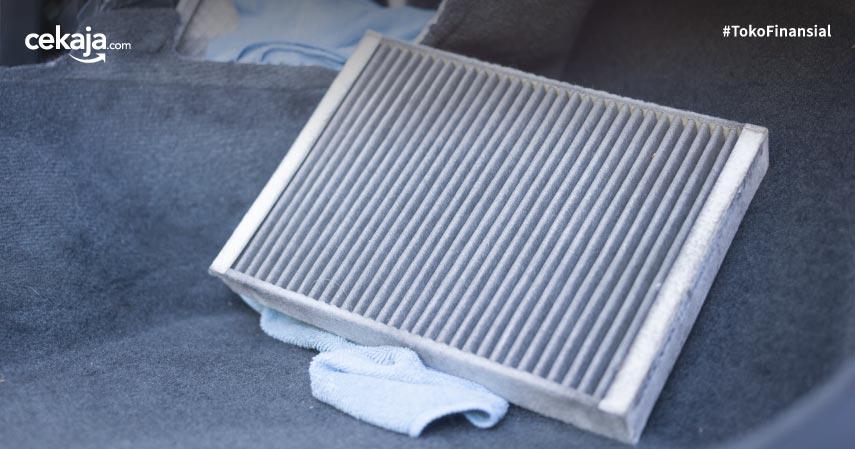 Fungsi Filter Kabin AC Mobil, Ketahui Jenisnya!
