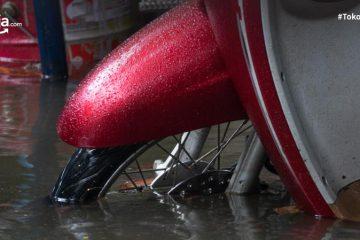 Estimasi Biaya Servis Motor yang Terendam Banjir di Bengkel Resmi
