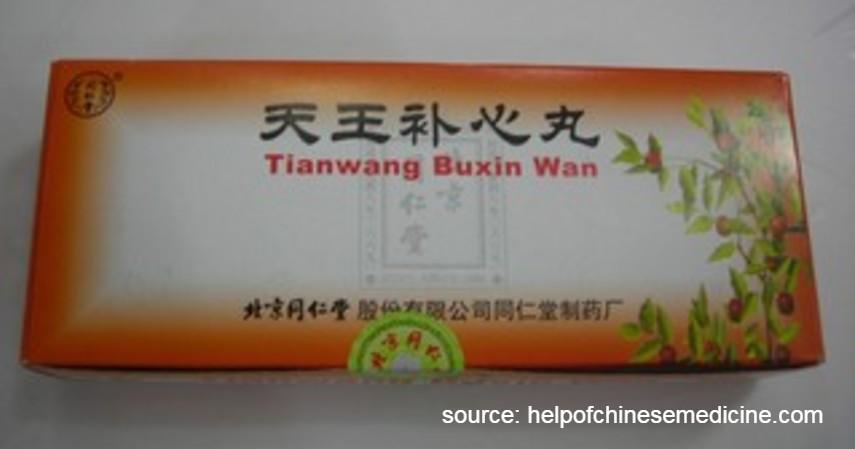 6 Obat Herbal Cina Legendaris dengan Sederet Khasiatnya - Tianwang Buxin Wan
