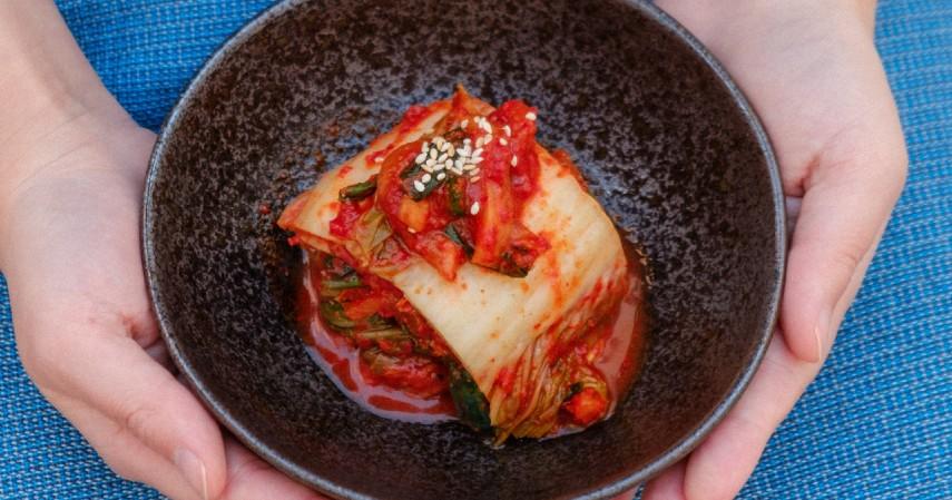 Resep Makanan Korea yang Mudah Dibuat, Paling Sering Muncul di Drakor - Kimchi
