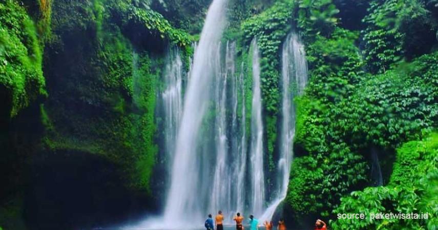 Air Terjun Sendang Gile, Lombok - Air Terjun Terindah di Indonesia.jpg